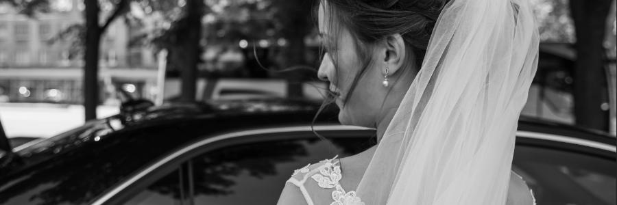 Wedding Limo Car