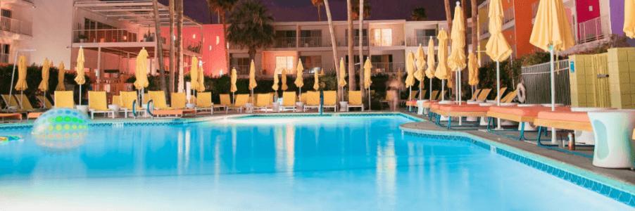 Tampa Bay Hotel Pools
