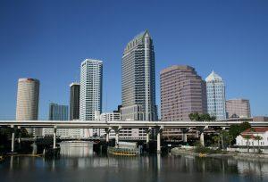 Restaurants And Recreation Along The Tampa Riverwalk