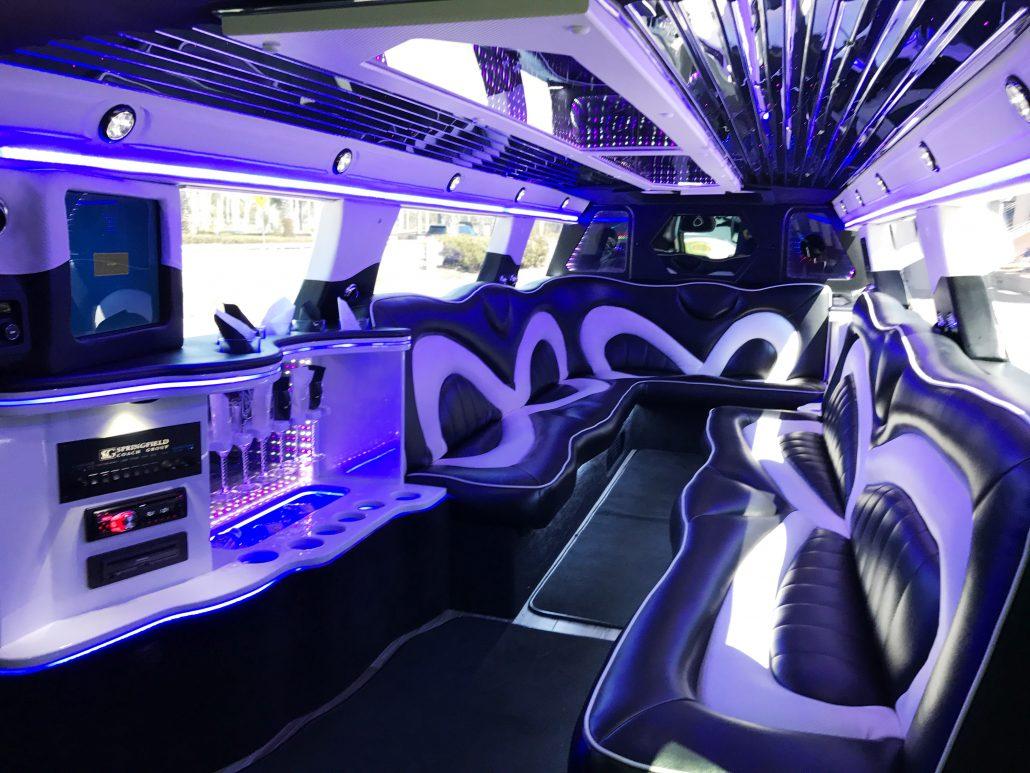 Limousine fleet